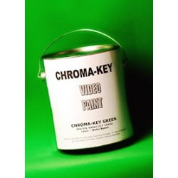 Chroma-Key Paint