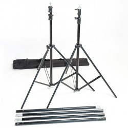 10' wide Travel Stand with case