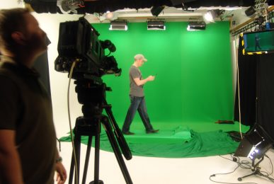 Roller Foam Green Screen UK