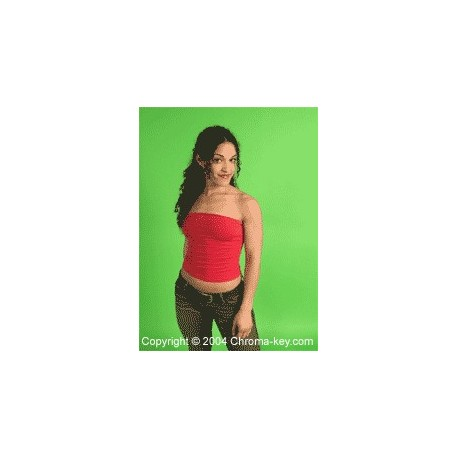 5' x 7' Green Screen Chroma Key Backdrop