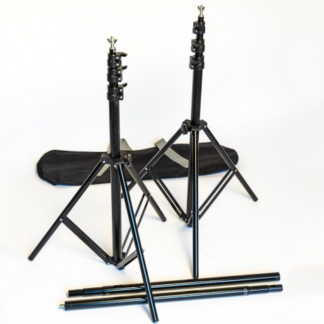 12' wide Travel Stand with case